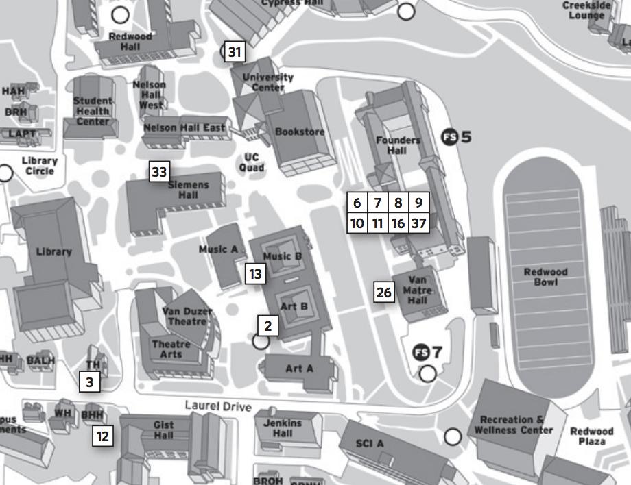 Reception Map